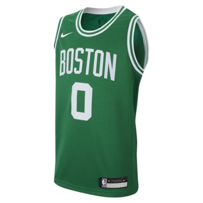 online retailer 8cff6 cd387 Jayson Tatum Icon Edition Swingman (Boston Celtics) Big Kids' Nike NBA  Jersey