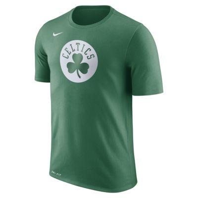 เสื้อยืด NBA ผู้ชาย Boston Celtics Nike Dry Logo