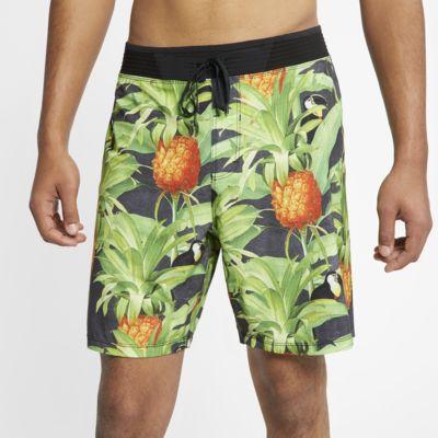 Hurley Phantom Costa Rica Hyperweave Herren-Boardshorts (ca. 46 cm)