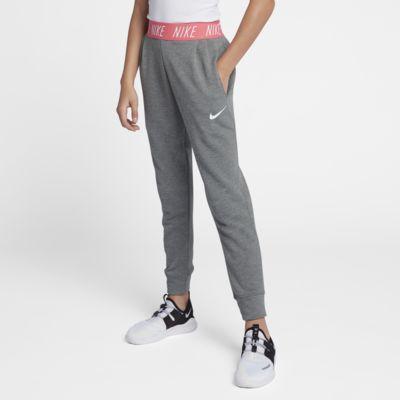Träningsbyxor Nike Dri-FIT Core Studio för ungdom (tjejer)