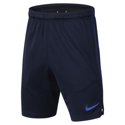 Nike Dri-FIT Chelsea FC Strike Older Kids' Football Shorts