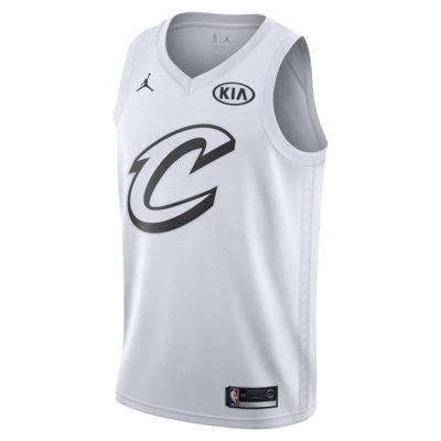 Купить Мужское джерси Jordan НБА LeBron James All-Star Edition Swingman Jersey с технологией NikeConnect