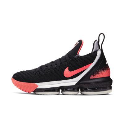 LeBron XVI Hot Lava Shoe
