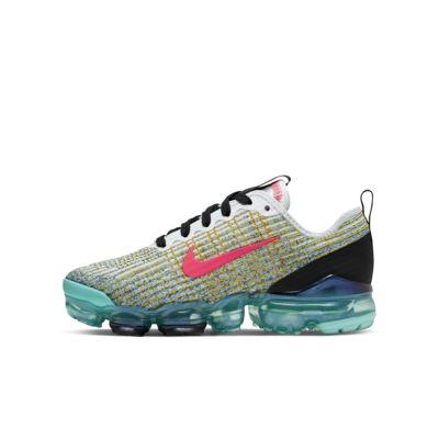 Nike Air VaporMax Flyknit 3 大童鞋款