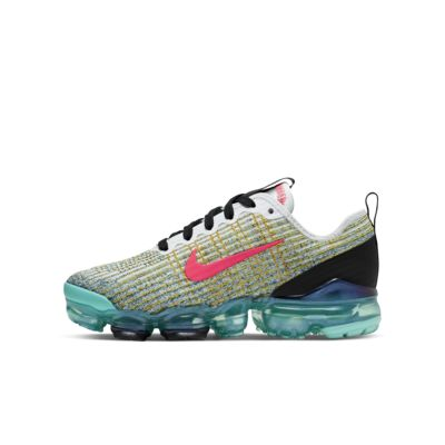 Nike Air VaporMax Flyknit 3 Big Kids' Shoe