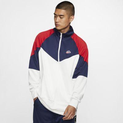 เสื้อแจ็คเก็ตผู้ชาย Nike Sportswear Windrunner