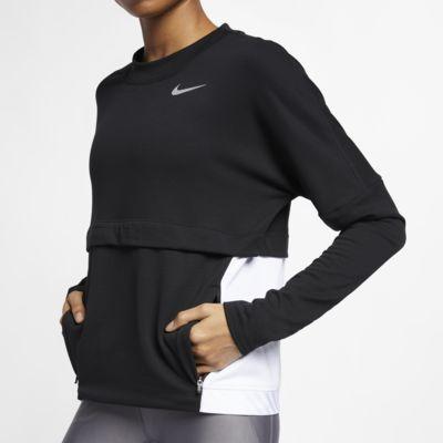 Nike Therma Sphere-løbetop til kvinder