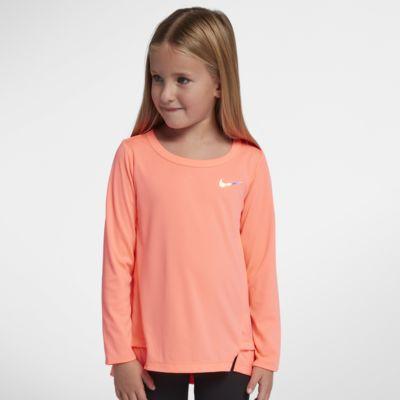 Nike Dri-FIT-overdel til små børn