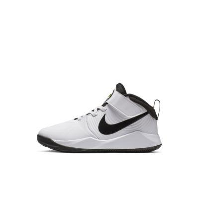 Nike Team Hustle D 9-sko til små børn
