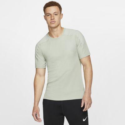 Kortærmet Nike Dri-FIT-træningsoverdel til mænd