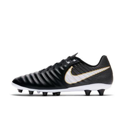 Nike Tiempo Ligera IV AG-PRO Artificial-Grass Women's Football Shoes Black/White kH4472G
