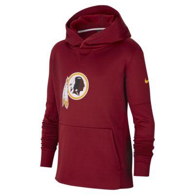 Nike (NFL Redskins) Big Kids' Logo Hoodie