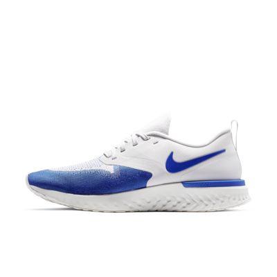 รองเท้าวิ่งผู้ชาย Nike Odyssey React Flyknit 2
