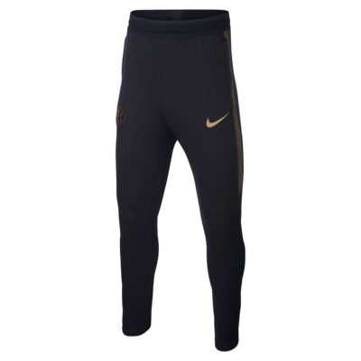 Pantalones de fútbol para niños talla grande Nike Dri-FIT Inter Milan Strike