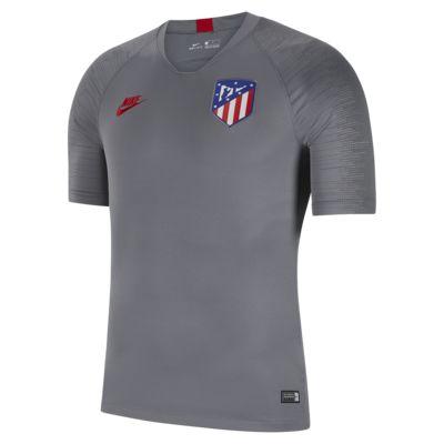 Atlético de Madrid Strike Men's Short-Sleeve Football Top