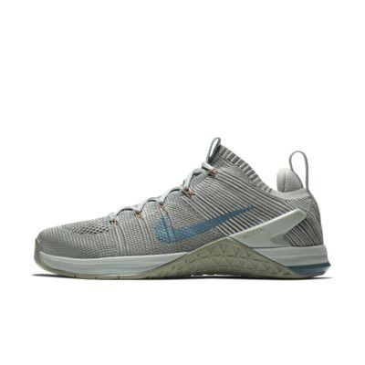 Женские кроссовки для кросс-тренинга и тяжелой атлетики Nike Metcon DSX Flyknit 2  - купить со скидкой