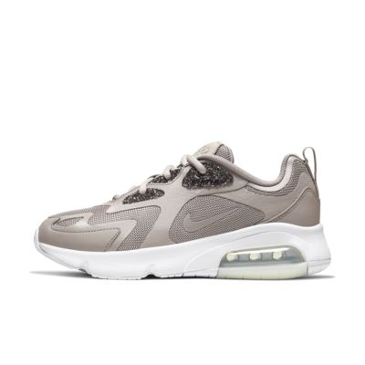 Nike Air Max 200 Women's Glitter Shoe