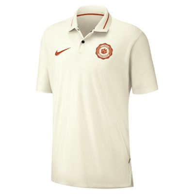Nike College Dri-FIT (Clemson) Men's Polo