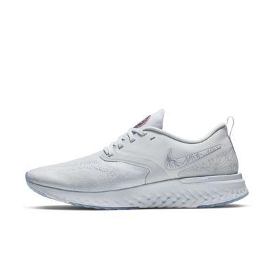 Chaussure de running à motif Nike Odyssey React Flyknit 2 pour Homme