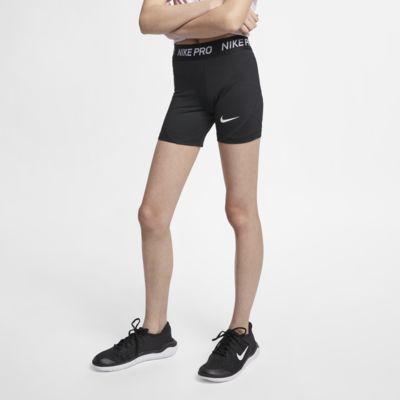 Εφαρμοστό σορτς Nike Pro για μεγάλα κορίτσια