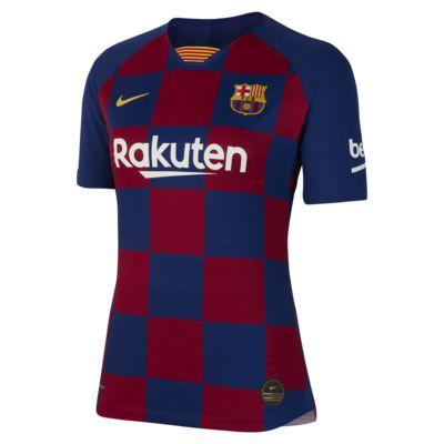 Camiseta de fútbol de local para mujer Vapor Match del FC Barcelona 2019/20