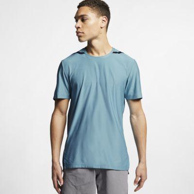 Ανδρική κοντομάνικη μπλούζα προπόνησης Nike Dri-FIT Tech Pack