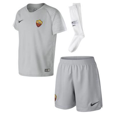 69cb09197f4 2018 19 AS Roma Stadium Away Younger Kids  Football Kit. Nike.com IL