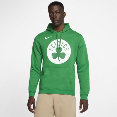 Sweat à capuche NBA Boston Celtics Nike pour Homme