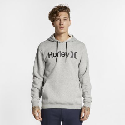 Felpa pullover con cappuccio Hurley Surf Check One And Only - Uomo