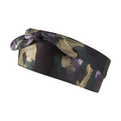 Nike Printed Bandana Head Tie
