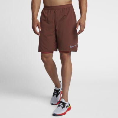 "Nike Flex Stride Men's 9"" 2-in-1 Running Shorts"