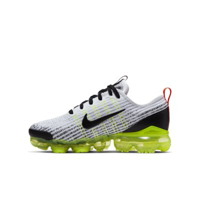 Nike Air VaporMax Flyknit 3 sko til store barn