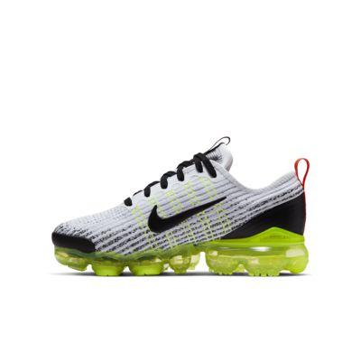 Chaussure Nike Air VaporMax Flyknit 3 pour Enfant plus âgé