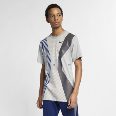 T-shirt de running Nike Dri-FIT para homem