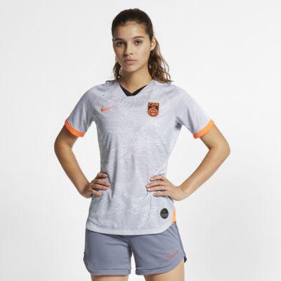 Camiseta de fútbol para mujer China 2019 Stadium Away