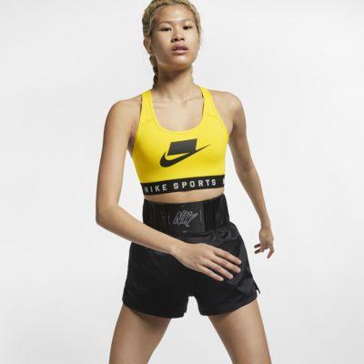 Nike Swoosh Sport-BH mit mittlerem Halt für Damen