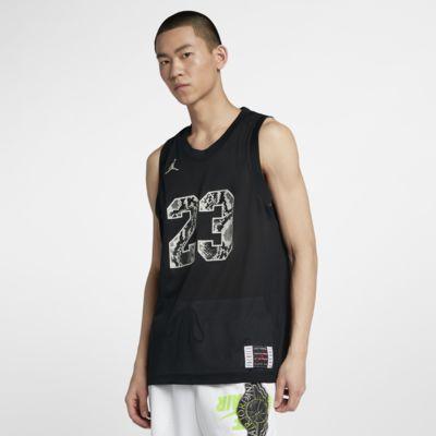Jordan Legacy AJ11 Snakeskin 男子篮球球衣