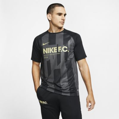 Maillot à manches courtes Nike F.C. pour Homme