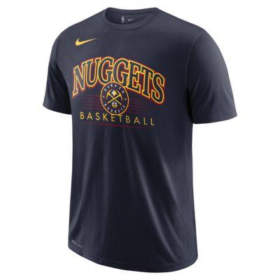 Tee-shirt NBA Denver Nuggets Nike Dri-FIT pour Homme