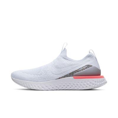 Nike Epic Phantom React Flyknit Icon Clash Women's Running Shoe
