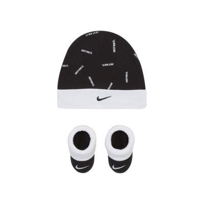 Nike Baby Hat & Booties 2-Piece Set