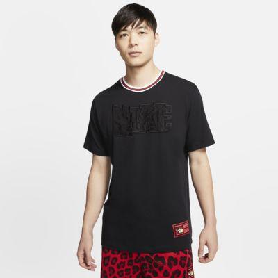 Tee-shirt de basketball Nike pour Homme