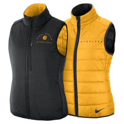 Nike Shield (NFL Steelers) Women's Reversible Vest