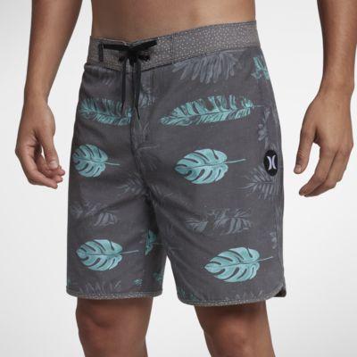 Shorts de playa de 46 cm para hombre Hurley Cabana