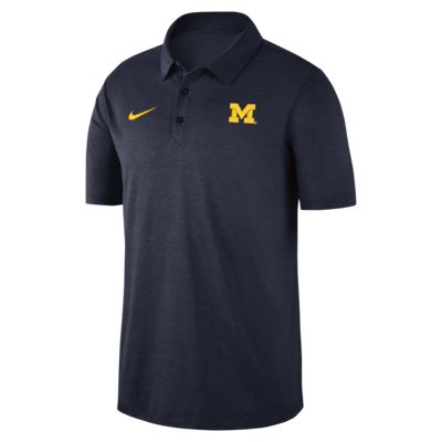 Nike College Dri-FIT (Michigan) Men's Polo