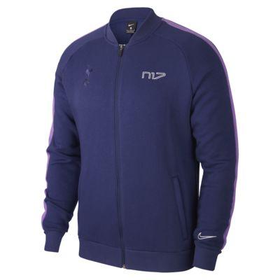 Tottenham Hotspur Men's Fleece Track Jacket