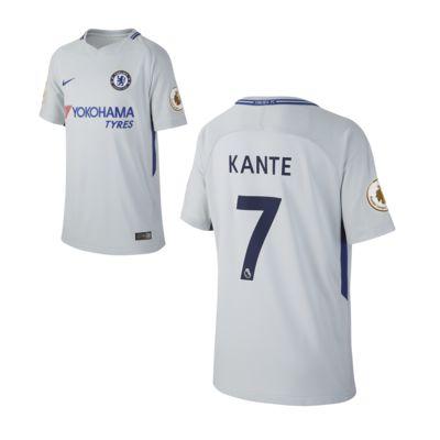 Купить Футбольное джерси для школьников 2017/18 Chelsea FC Stadium Away (N'Golo Kante)