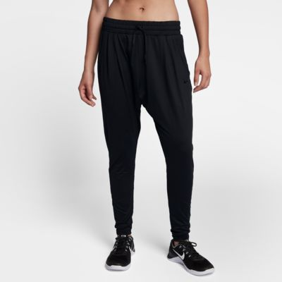 Nike Dri-FIT Lux Flow Women's Mid-Rise Training Trousers