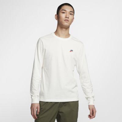 Nike Sportswear Heritage 男子长袖T恤