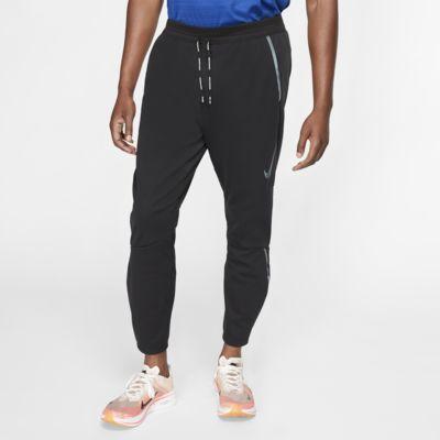 Pánské běžecké kalhoty Nike Shield Swift
